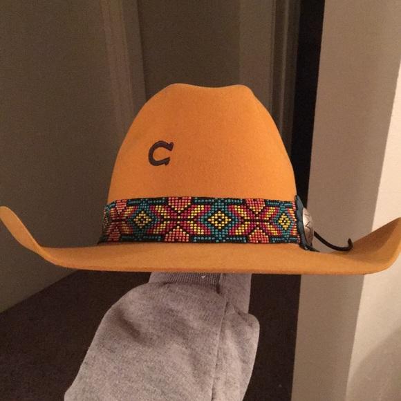 3ff40085003 Charlie 1 horse gold digger hat